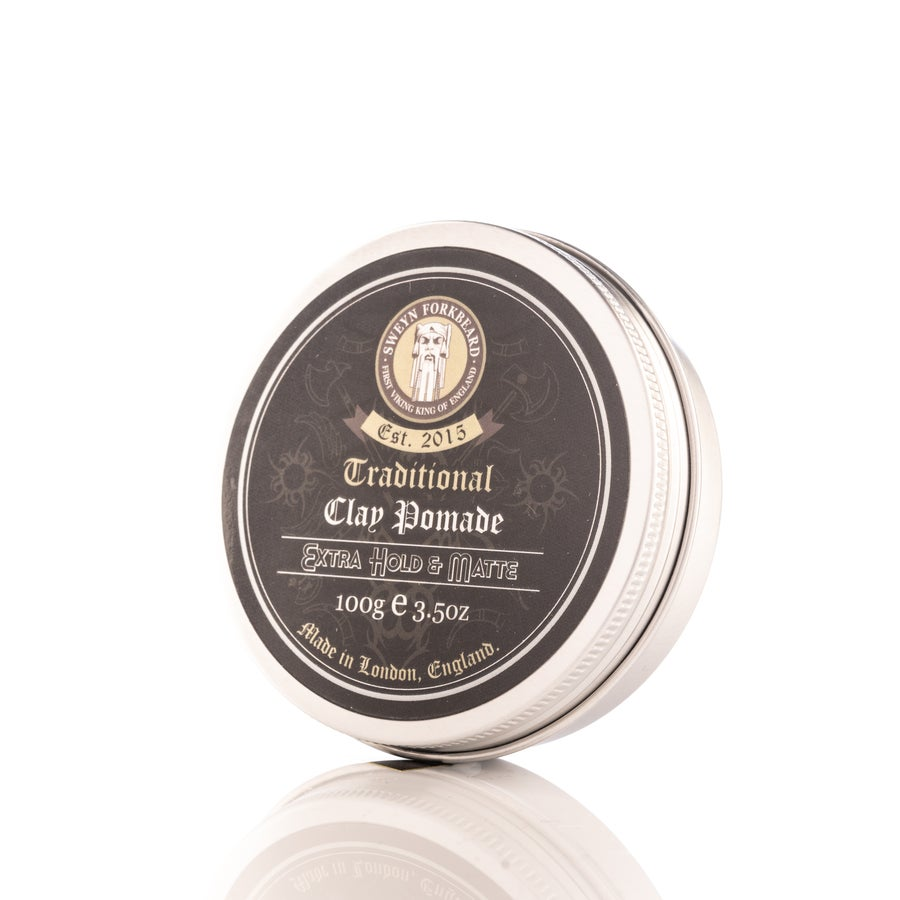 Image of Traditional Clay Pomade 100g / 3.5oz