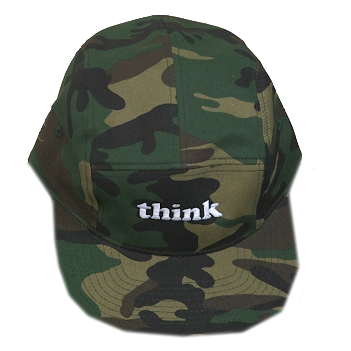 Image of Anti School Thinking Cap Camo