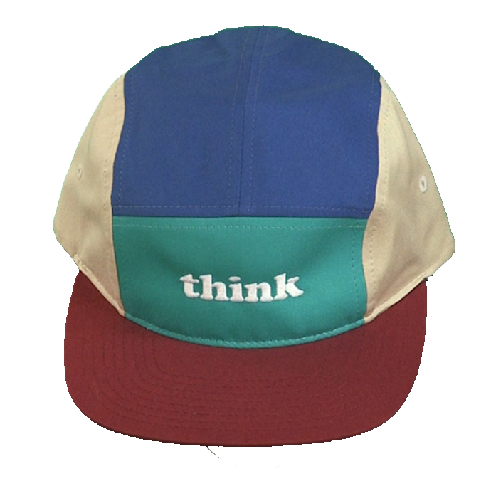 "Image of ANTI SCHOOL ""Thinking Cap"" Multicolor"