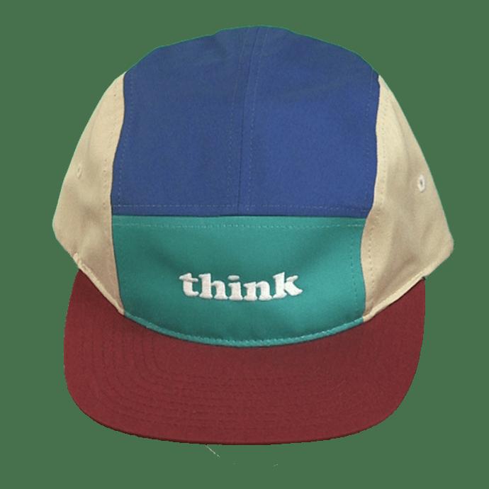 """Image of ANTI SCHOOL """"Thinking Cap"""" Multicolor"""
