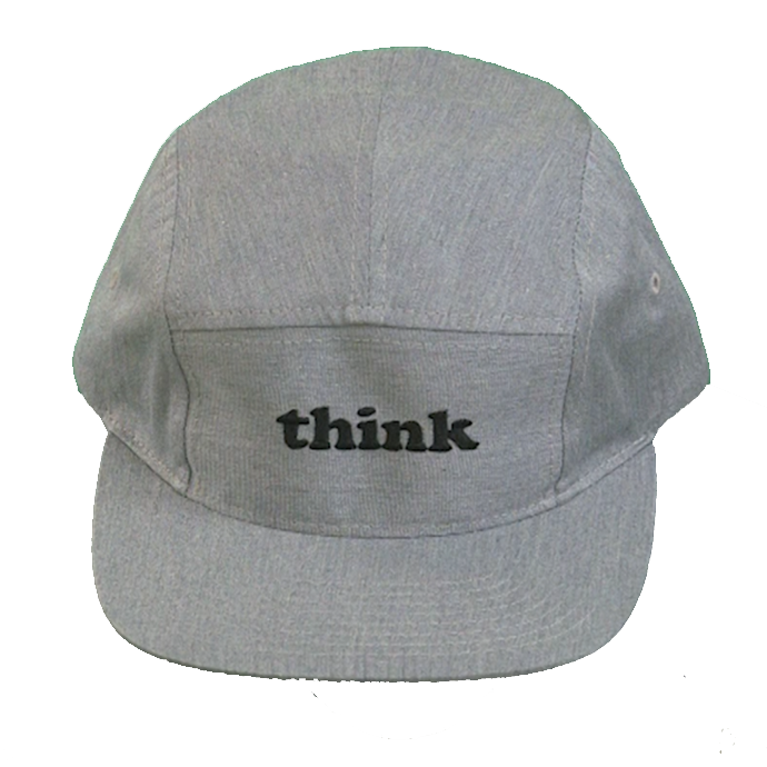 Image of Anti School Thinking Cap Grey