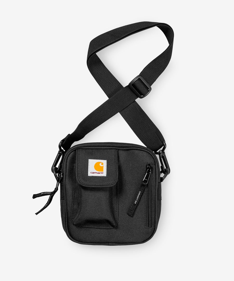 Image of CARHARTT WIP_ESSENTIALS BAG :::BLACK:::