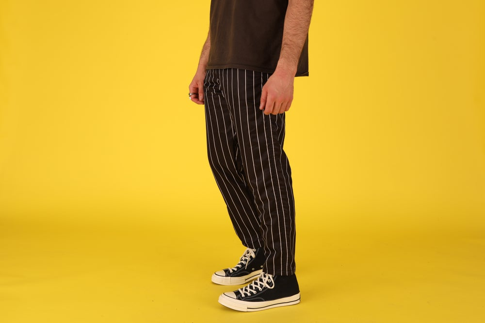 Image of Pinstripe Pants