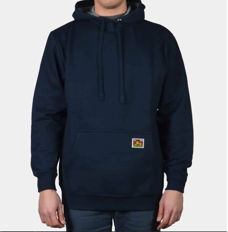 Image of Ben Davis Heavyweight Hooded Sweatshirt
