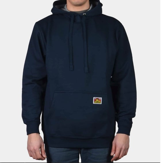 4f4b6715880 Image of Ben Davis Heavyweight Hooded Sweatshirt