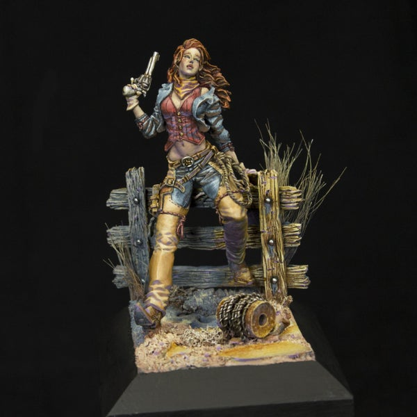Image of The AMPSA Cowgirl