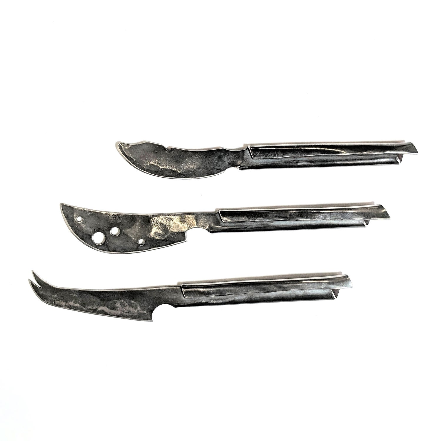 Image of Folded Cheese Knives