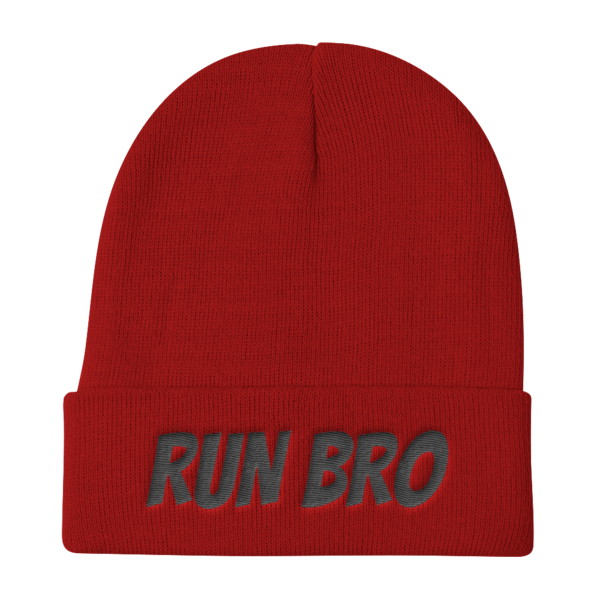 Image of Knit Red Beanie