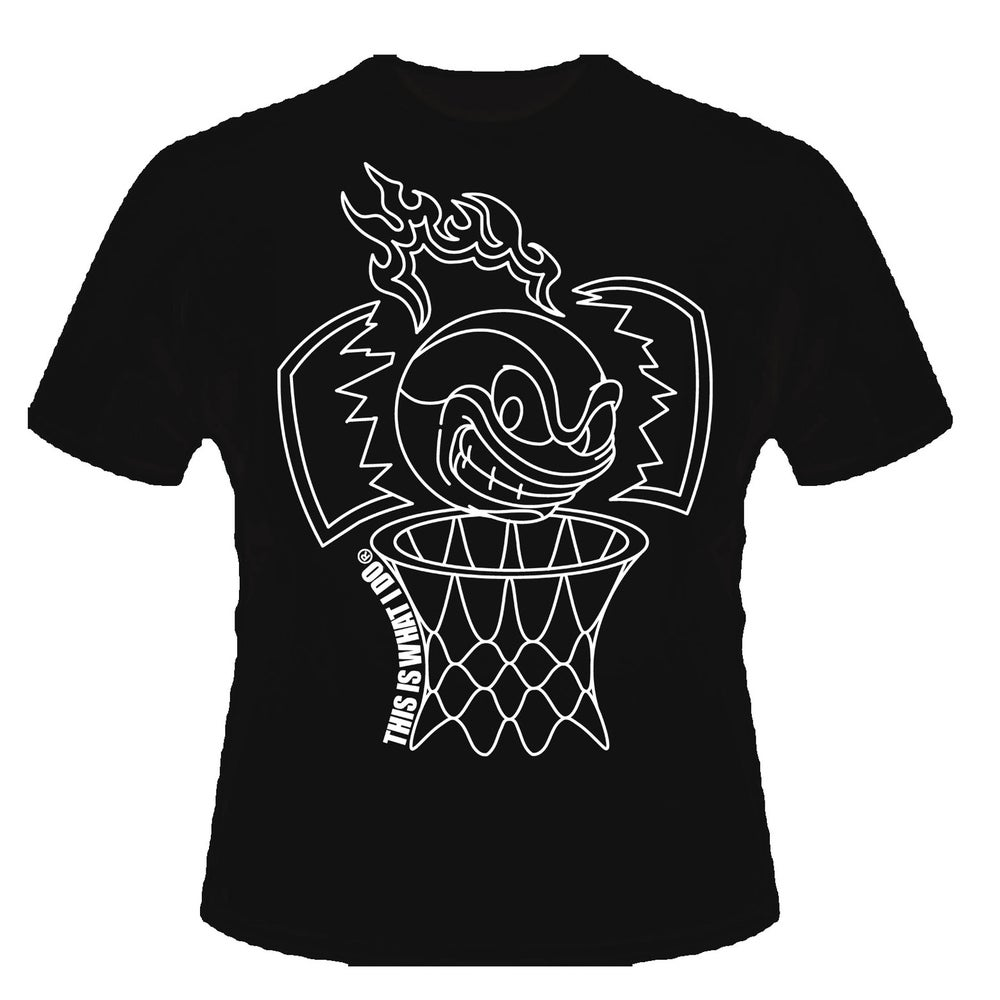 Image of March Mad Bball Limited Edition T-shirt