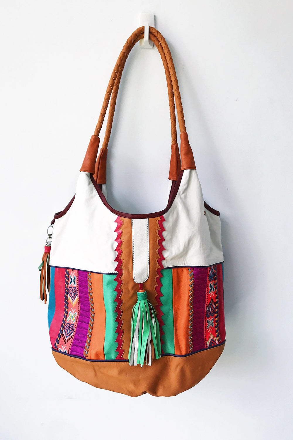 Image of WILD THING LEATHER BAG
