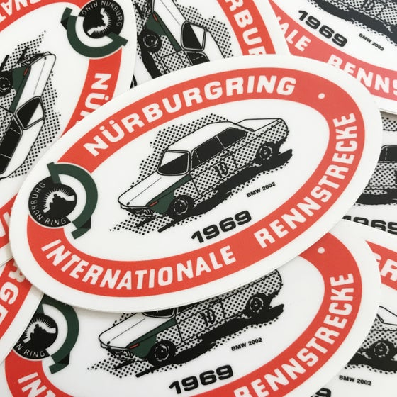 Image of Nurburgring Decal