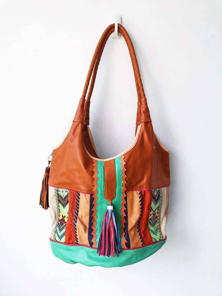 ... Image of WILD THING LEATHER BAG ... 133b1e3081141