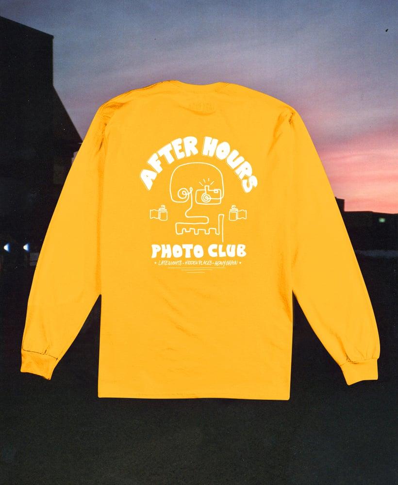 Image of Photo Club - Long Sleeve