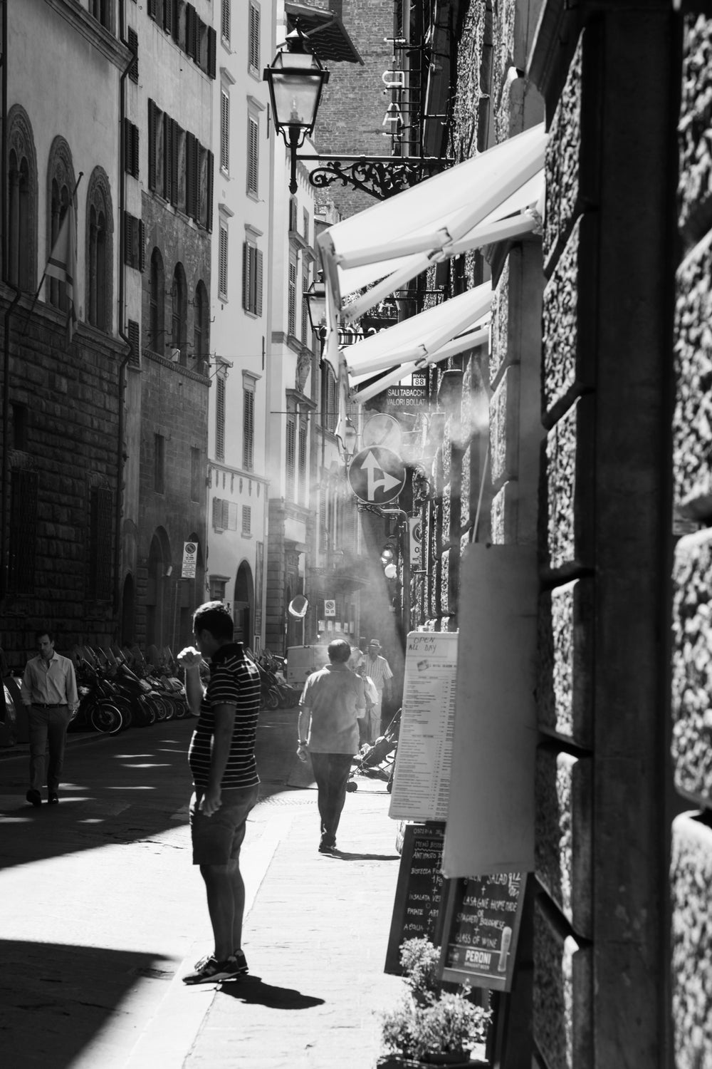 Image of Florence Streetscape