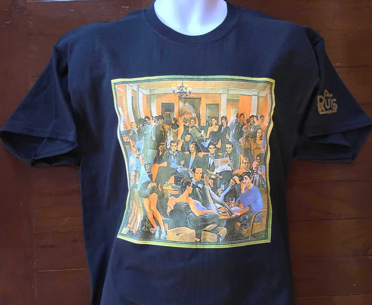 Image of  'The Crack' T-Shirt Mens and Ladies