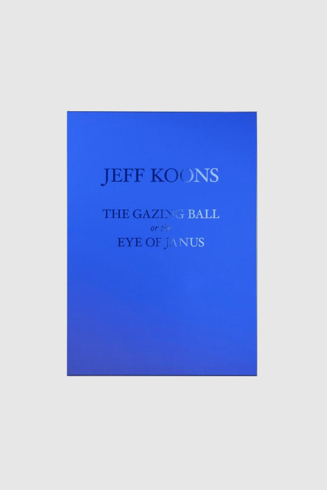Image of Jeff Koons - The Gazing Ball or the Eye of Janus