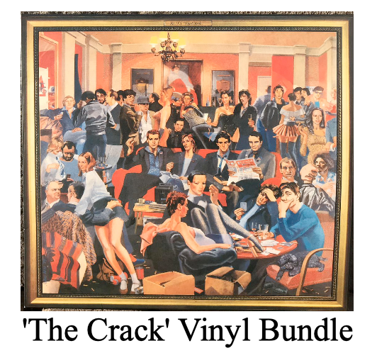 Image of The Crack VINYL Bundle