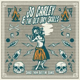 Image of Shake Them Rattlin' Bones CD