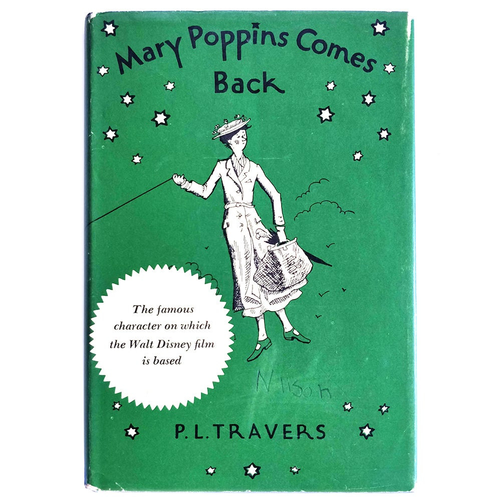P L Travers - Mary Poppins Comes Back