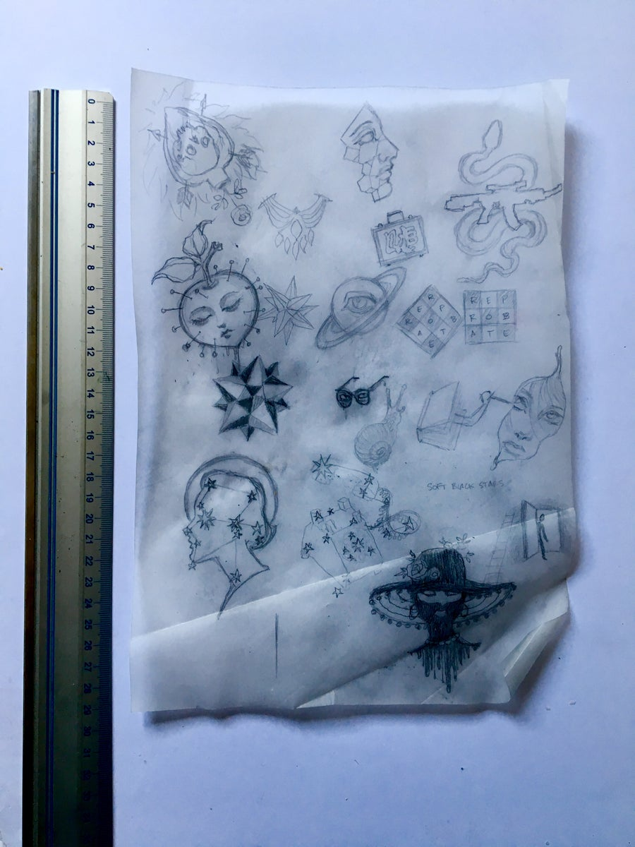 Image of concept sketch 3