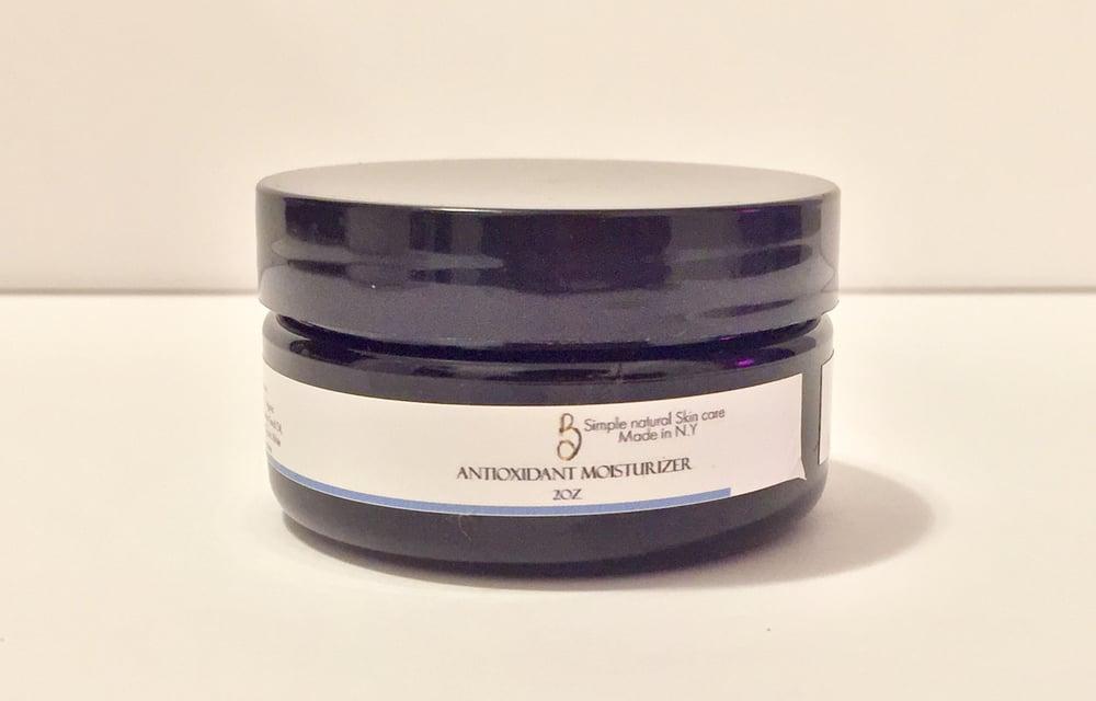 Image of Antioxidant moisturizer