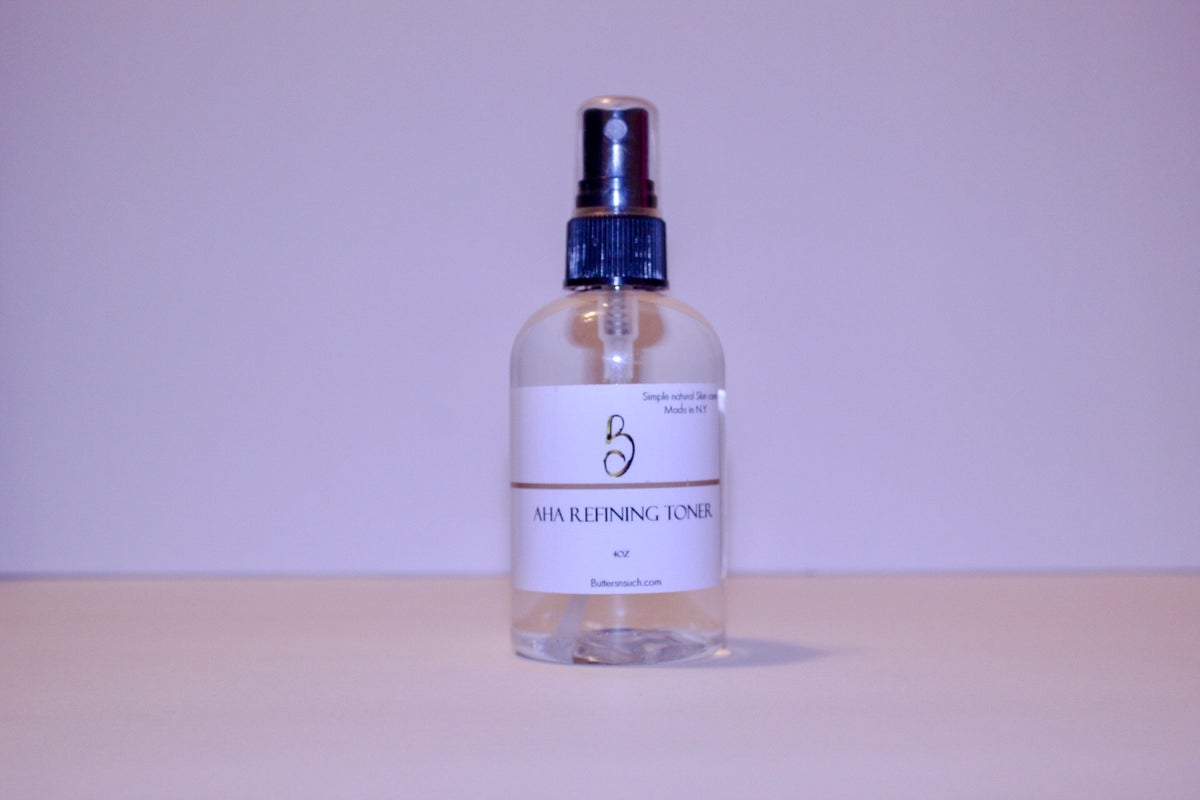 Image of AHA refining toner