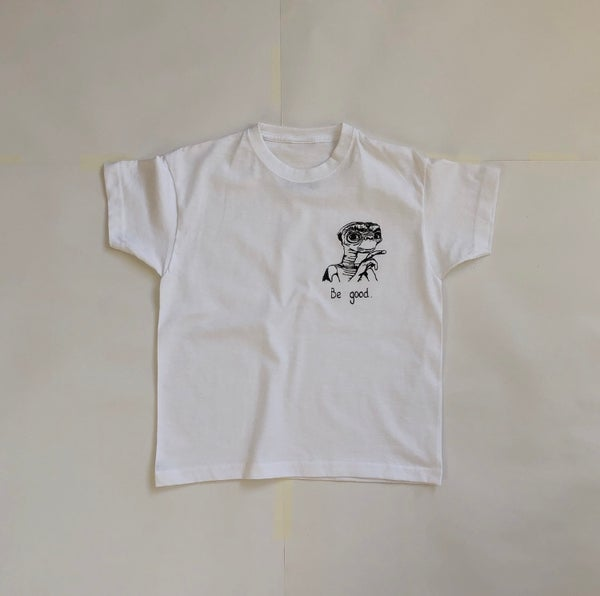 Image of Be Good / ET T-shirt