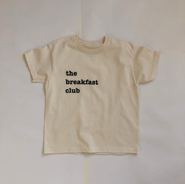Image of The Breakfast Club T-shirt