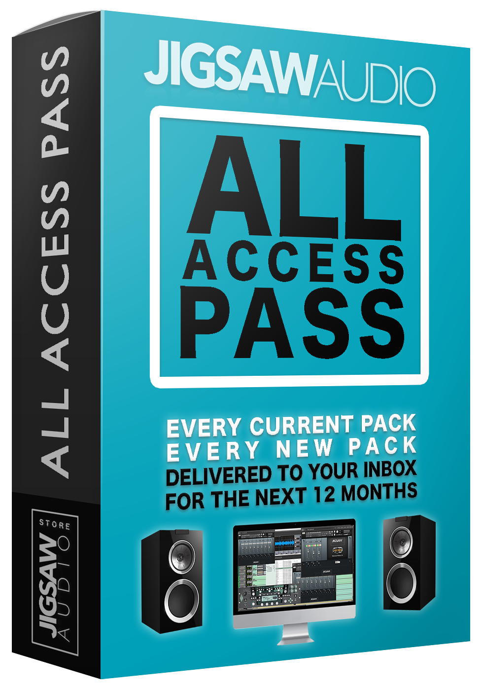 Image of 1 Year All-Access Pass
