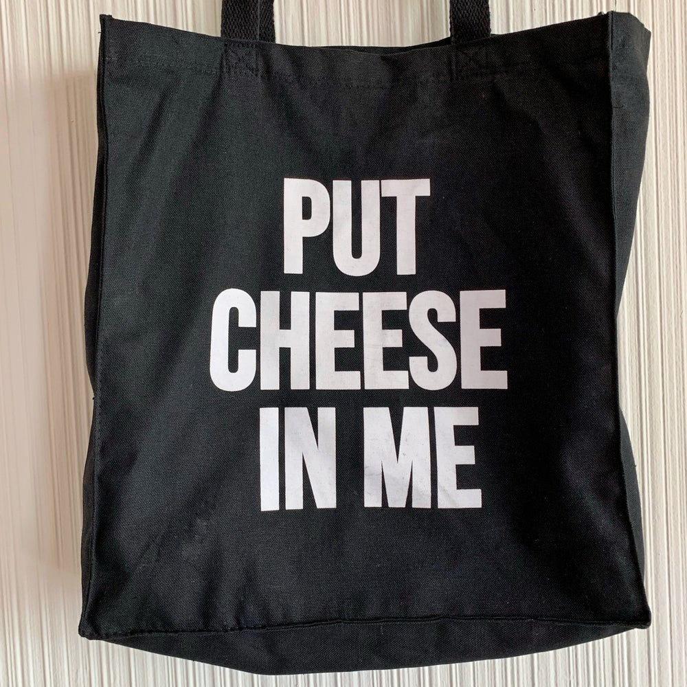 Image of The Cheese Tote