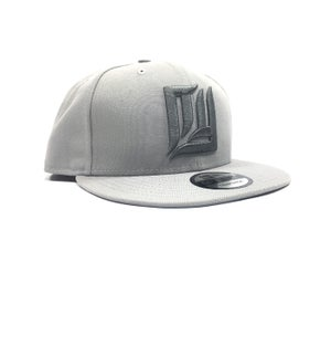 Image of NEW NEW YORK (3D) SNAPBACK - GRAY