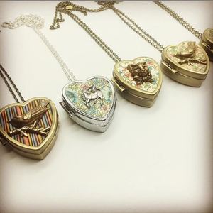 musical locket
