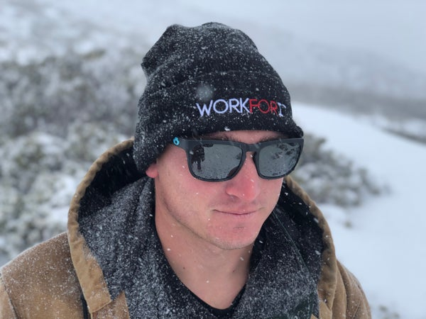 Image of WORKFORIT FOLD OVER BEANIE