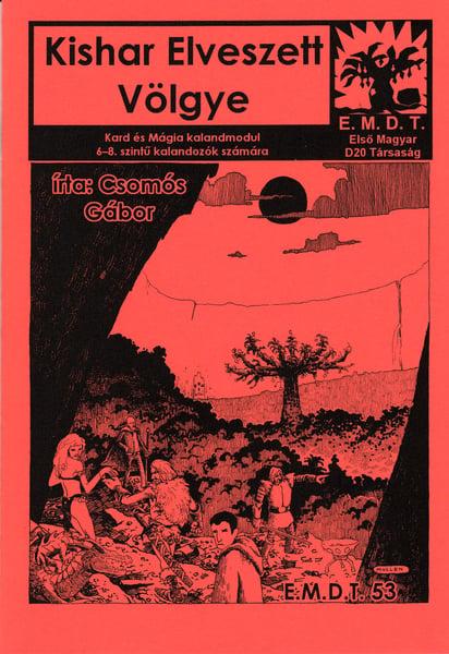 Image of Kishar Elveszett Völgye [Hungarian]