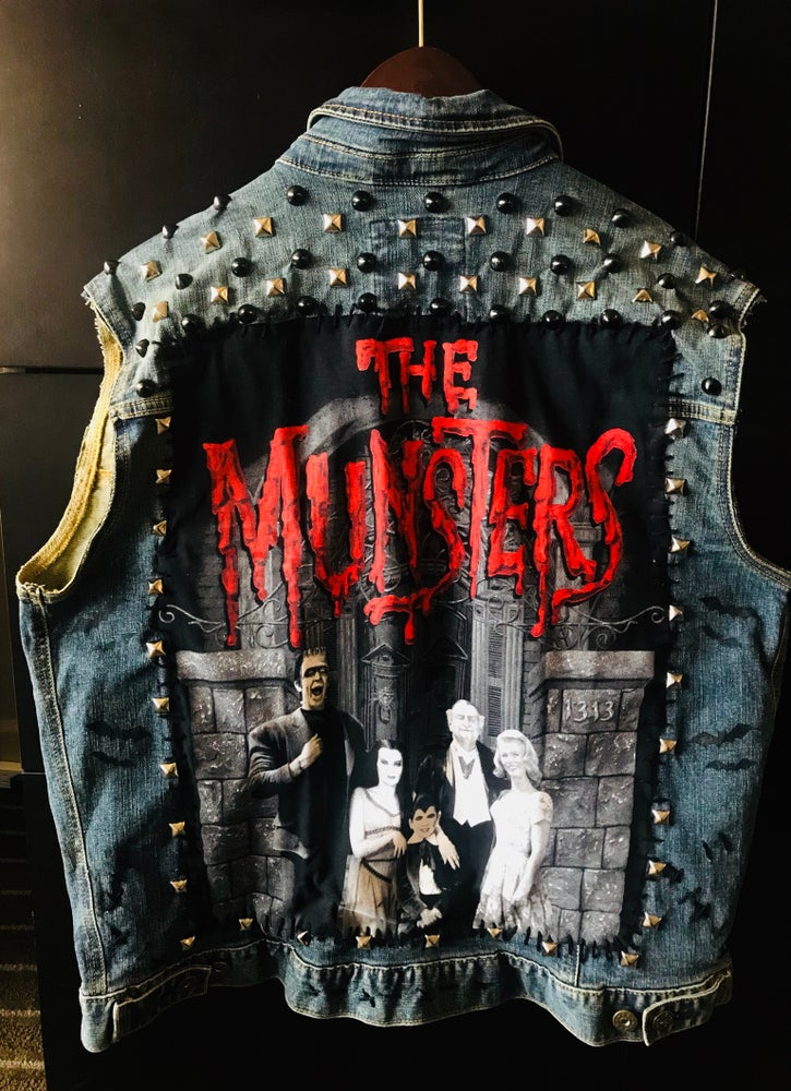 Image of The Munsters Vest