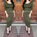 Tatiana Long Dress