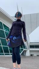 Image 2 of Magnetic Fields Skater Skirt