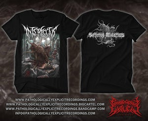 Image of INTERFECTUS/VULGORE COMBOPACKS AND T-SHIRTS
