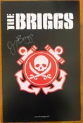 Image of SIGNED Skull and Anchor Poster