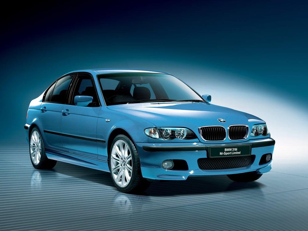 Image of BMW e46 3-series | 1998-2006+ | 5D Carbon Fiber Interior
