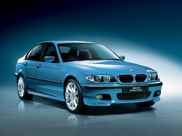 Image of BMW e46 3-series | 1998-2006+ | 5D Carbon Fiber Interior