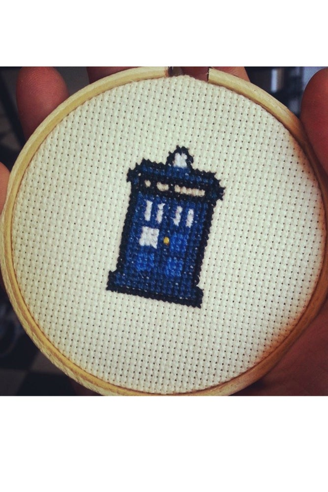 Image of Tiny TARDIS KIT