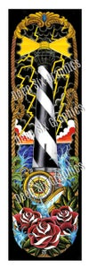 Image of Lighthouse Skate Deck