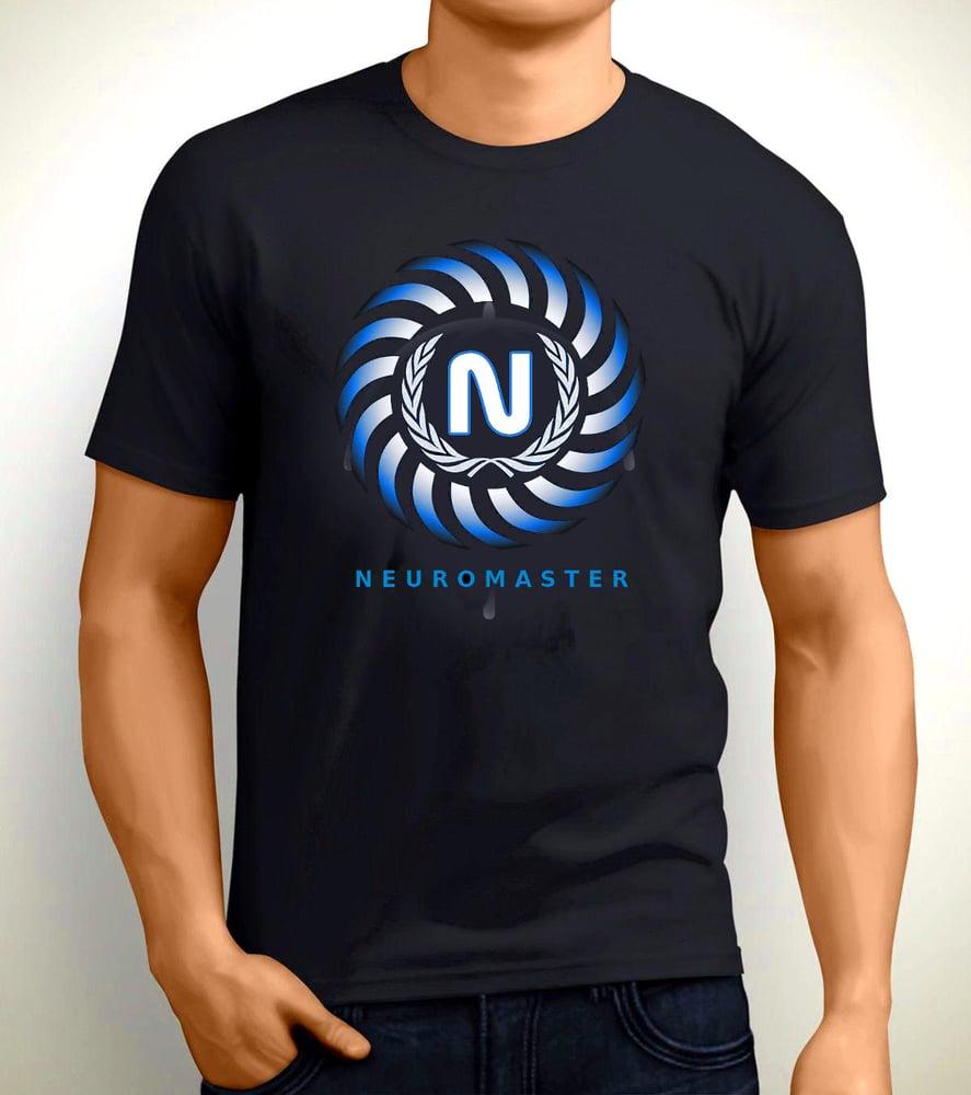 Image of Neuromaster - Black Sexy TShirt - [NEUROMASTER Brand]