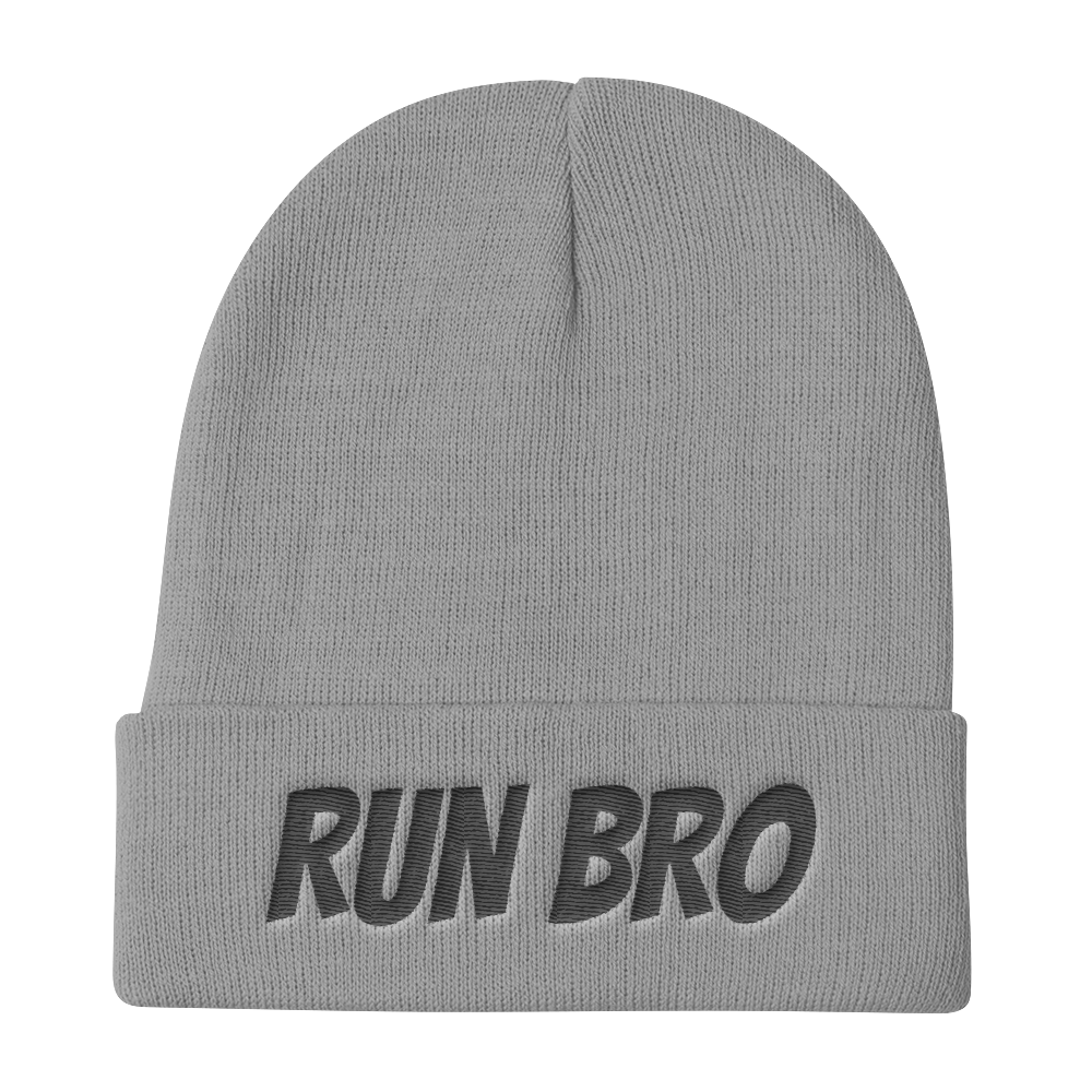 Image of Knit Gray Beanie
