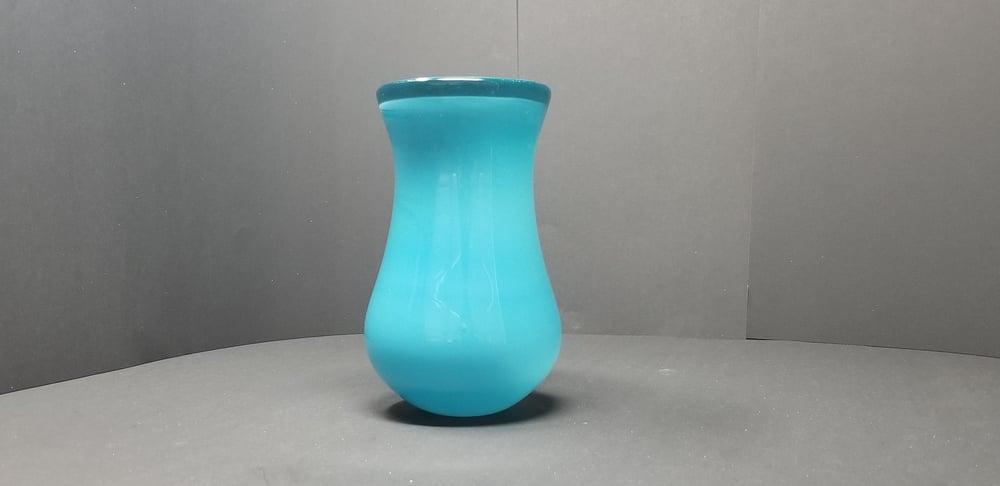 Image of Sea blue vase