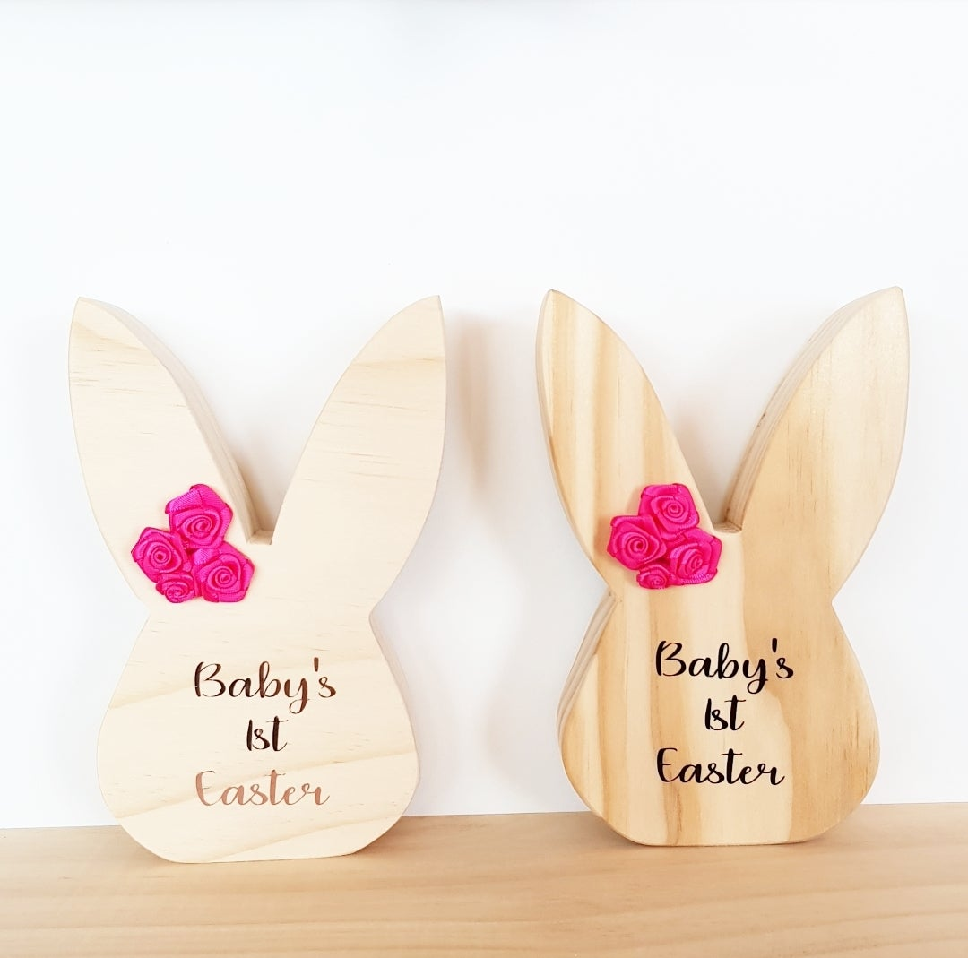 Image of Baby's 1st Easter Bunny