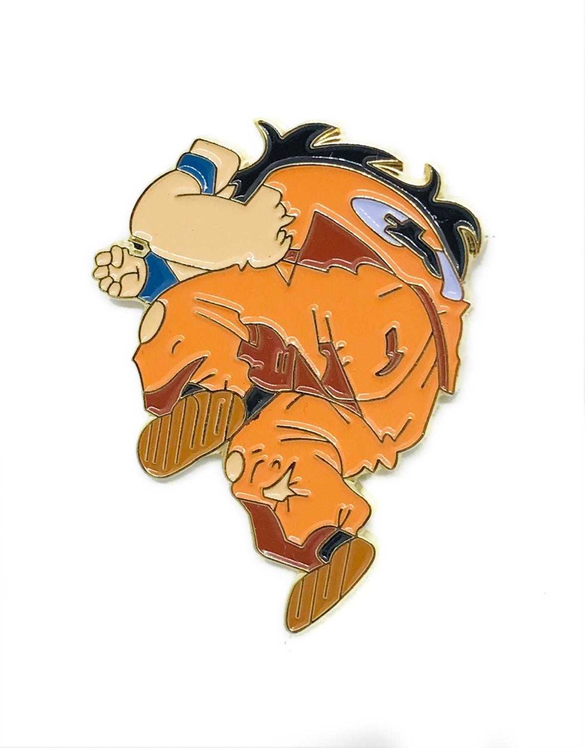 Dead Earth Warrior Soft Enamel Pin