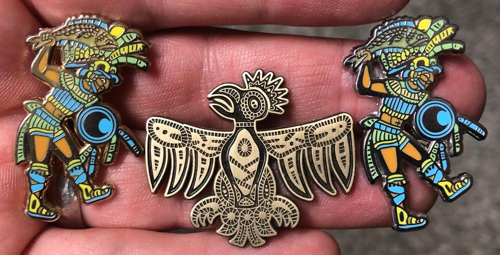 Image of Riviera Maya pin pack