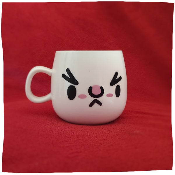 Image of Chapel Mug: Grumpy